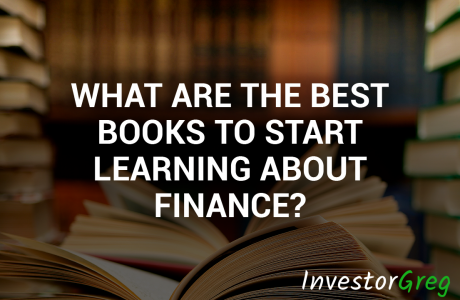 The 10 Best Books To Start Learning About Finance
