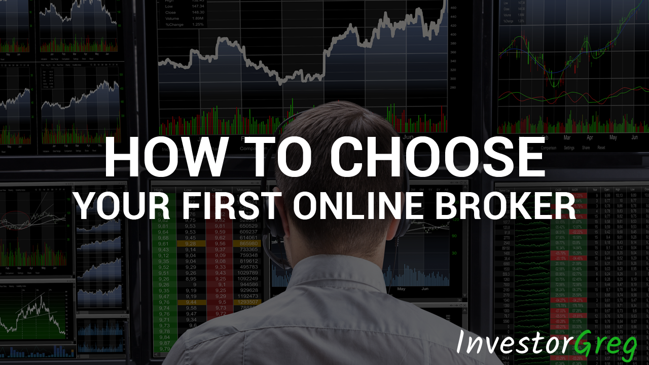How to Choose Your First Online Broker
