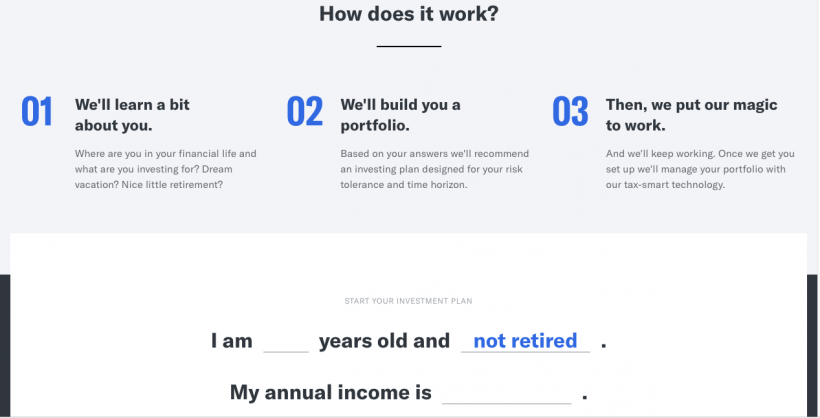 betterment how does work