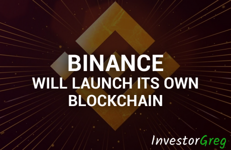 Binance Will Launch Its Own Blockchain to Create Cryptocurrencies