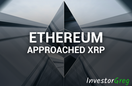 Ethereum Approached XRP. The Distance Between Them Was Reduced to $130 million