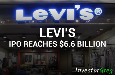 Evaluation of Levi's, a Jeans Manufacturer, During the IPO Reaches $6.6 Billion