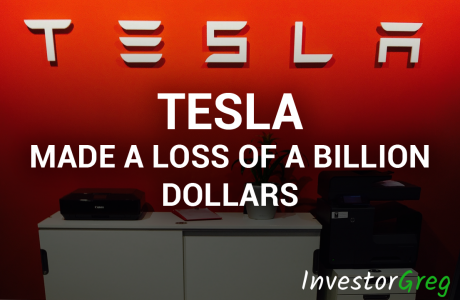 Tesla Made a Loss of a Billion Dollars and Dismissed its CFO