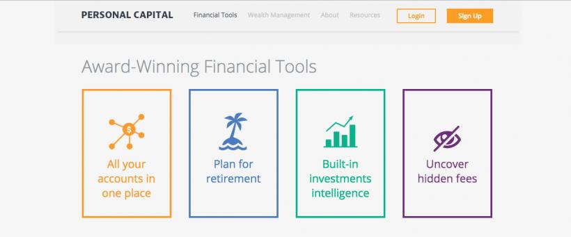 Personal Capital  Platform